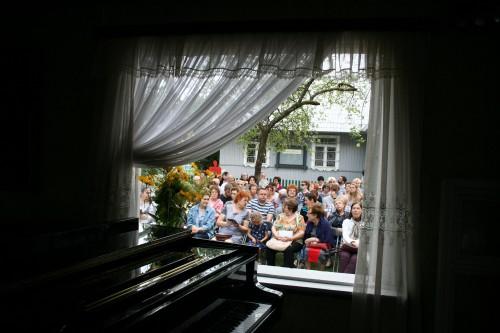 Fortepijoninės muzikos vasara